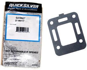Genuine MerCruiser 3.0L 2.5L Exhaust Riser Gasket, 18-2833, 9-61407, 27-99777