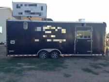8' x 24' Pace American Mobile Kitchen Unit / Food Concession Trailer for Sale in