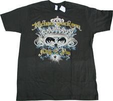 Michael Jackson T-shirt T shirt Tee KING OF POP Bravado OFFICIAL 2009 NEW