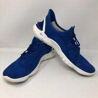Nike Mens Free RN 5.0 Running Shoes Blue White AQ1289-401 Low Top Lightweight 10