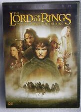 New Gift Ready Lord of the Rings Fellowship of the Ring 2001 Widescreen 2-Dvd