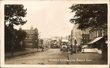 Selly Oak, Birmingham. Motor Terminus. Bus & Tram.