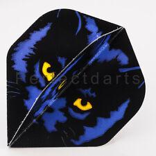 5 x SETS of IFLIGHT CARTOON CAT DART FLIGHTS - X Strong Tough Standard Shape