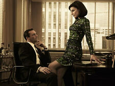 "Mad Men Don Draper,  Megan 14 x 11"" Photo Print"