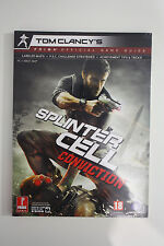 SPLINTER CELL CONVICTION PRIMA'S OFFICIAL GAME GUIDE BOOK SEALED *AUS SELLER*
