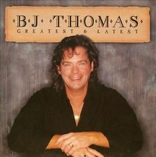 Greatest & Latest by B.J. Thomas (CD, 2002, Cleopatra)