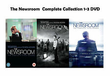 The Newsroom Complete Collection 1-3 DVD All Seasons 1 2 3 Original UK Rele NEW