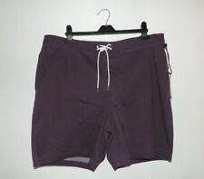 "Abercrombie & Fitch Swim Shorts Purple Size W36"" rrp £44 DH004 MM 05"