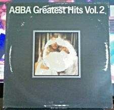 VINTAGE VINYL LIMITED EDITION ABBA Greatest Hits Vol. 2 by ABBA DEMO PROMO COPY!