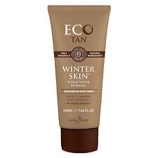 Eco Tan - Organic Winter Skin Gradual Tanner + Moisturizer, 200 ml Eco by Sonya