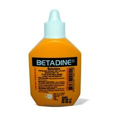 30 ml Betadine Antiseptic Povidone Iodine Solution First Aid Kit Cuts Wounds