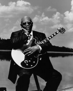 B.B. King UNSIGNED photograph - M2473 - American blues singer - NEW IMAGE!!!