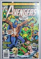 Avengers 152 Nightmare In New Orleans 1976 Bronze Age Marvel Comics