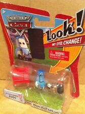 """DISNEY CARS DIECAST - """"Pit Crew Member Guido Changing Eyes"""" - Combined Postage"""