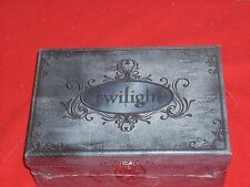 TWILIGHT ULTIMATE GIFT SET  IN METAL CASE AND PACKING NEVER USED LIMITED EDITION