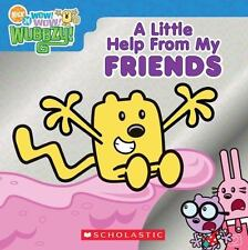 Wow! Wow! Wubbzy!: A Little Help from My Friends-ExLibrary