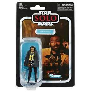 "Star Wars Vintage Collection Figure w/protector Lando Solo 3.75"" IN STOCK"