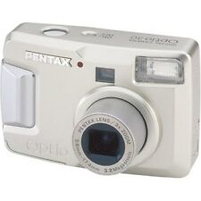 Pentax Optio 30 3.2MP Digital Camera with 3x Optical Zoom