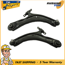 Pair Of Front Lower Control Arms Set Fits Nissan Rogue 08-13 370Z 09-13