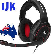 Sennheiser  G4ME ONE Black Headset: Premium Gaming, OPEN , noise cancelling mic