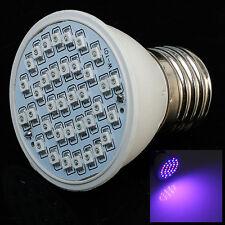 E27 3W 36LEDS Pflanzenleuchte Pflanzen Lampe Licht Vollspektrum Wachstum Grow