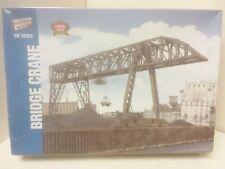 Bridge Crane Kit Walthers Model Railroad building 933-2906 HO Scale