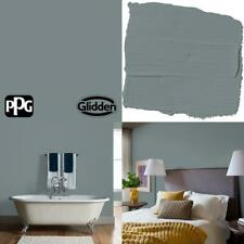 5 Gal. #Ppg1036-5 Rough Ride Satin Interior Latex Paint