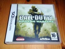 Call of Duty 4 Modern Warfare for Nintendo DS,Lite,DSi & 3DS