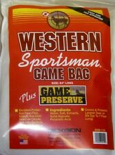 """Western Sportsman Game Bag + Game Preserve by Dickson USA made 84"""" Long DGB110"""