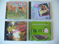 "Albumkonv. ""Partyhits"", 4 Alben, CD (Kon. Nr.719)"