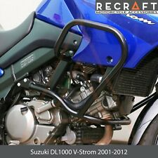 Motorcycle Blue Drink Bottle Holder Fits Suzuki SV650 SV1000 Vstrom DL650 DL1000