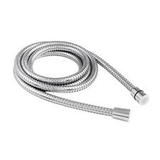 "96"" Extra Long Stainless Steel Flexible Handheld Shower Hose Replacement 8 Ft"