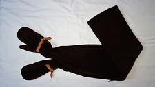 Echarpe avec moufles intégrées, marron, Polactiv, pour hommes