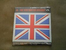 2007 The New British Invasion Cd Astralwerks Bass Promotional United Kingdom Uk
