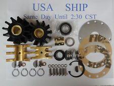Double Pocket Dual Impeller Pump Major Repair Kit For Sherwood D55 D-55 Chrysler