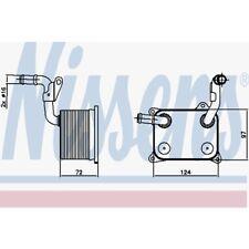 Nissens Ölkühler, Motoröl Audi A4,A5,A6,A6 Allroad,A8,Q7. VW Touareg 90744