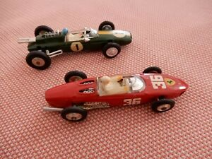 Corgi Toy Sports cars