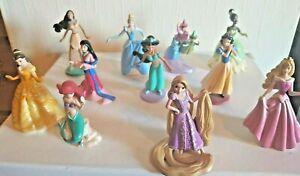 Disney Princess, Mini Figures Cake Toppers