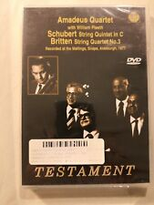 Amadeus Quartet - Schubert/Britten: String Quintet in C/String Quartet No. 3...