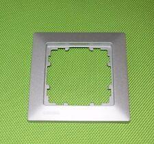 Siemens DELTA line Rahmen 1-fach aluminiummetallic  5TG2551-3 (486)