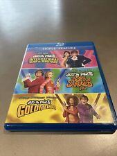 New listing Austin Powers 2-Movie Blu-Ray Discs Mike Myers Spy Shagged Goldmember