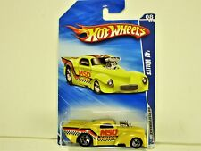 HOT WHEELS 1941 WILLYS MSD IGNITION GRAPHICS 2010 HW PERFORMANCE NEW IN PACKAGE