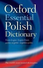 Oxford Essential Polish Dictionary (2010, Paperback)