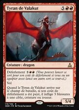 MTG Magic OGW - Tyrant of Valakut/Tyran de Valakut, French/VF