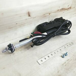 Electric Power Antenna AM/FM Mast Replacement 12V GM Custom Car Frenched Caddy