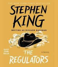 NEW SEALED! The Regulators by Stephen King 2016 10-CD Unabridged