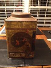 Vintage Large Metal Pepper Tin - Advertising