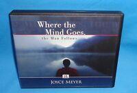 Joyce meyer the safety zone dvd set used ebay