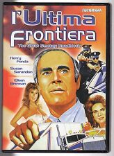 dvd L'ULTIMA FRONTIERA The great smokey roadblok H. FONDA S. SARANDON E. BRENNAN