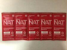 Pruvit Keto OS Nat Strawberry Peach (Charged) 5, 10 & 20 Packs  FREE SHIPPING